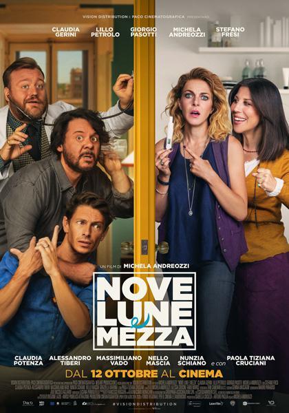 Locabdina film: NOVE LUNE E MEZZA