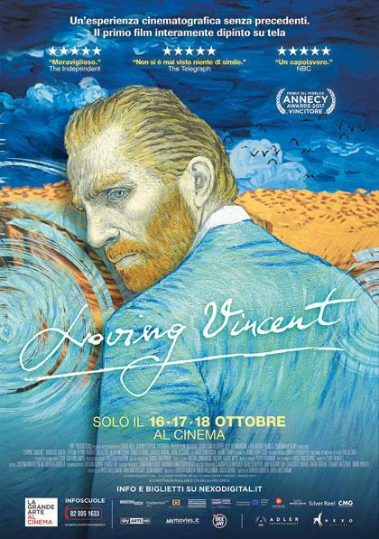 Locabdina film: LOVING VINCENT