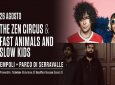 Beat festival 2017: The Zen Circus & Fast Animals and Slow Kids - Parco di Serravalle