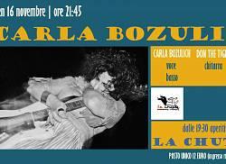 Carla Bozulich, trio in concerto