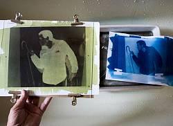 Antiche tecniche di stampa fotografica e processi alternativi dell'800 in mostra a Firenze