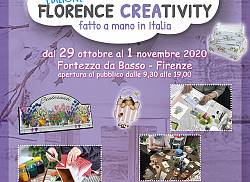 EVENTO SOSPESO  Florence Creativity Autunno 2020