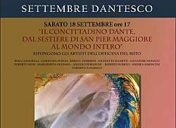 Il concittadino Dante, dal Sestriere di San Piero Maggiore al mondo intero