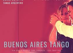Lezione di Prova di Tango Argentino