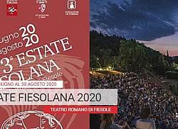 Estate Fiesolana 73° edizione