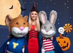 EVENTO SOSPESO Carolina e Topo Tip: il mistero di Halloween