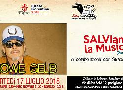Howe Gelb, il leader dei Giant Sand in concerto