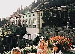 Picnic Aperitivo a Belmond Villa San Michele