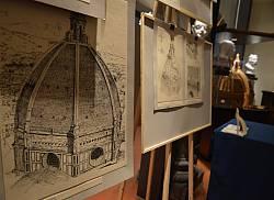 Le cupole sotto il cielo di Firenze