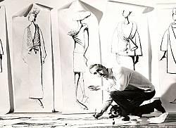 Celeblueation di Renato Balestra