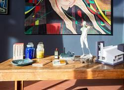Paradigma, il tavolo dell'architetto Leonardo Ricci