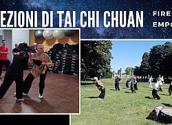 Open Day: lezioni gratuite di Tai Chi Chuan