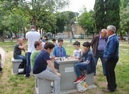 Giardino degli scacchi: le nuove aperture estive