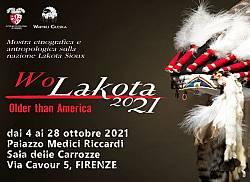 Older than America: oggetti della tradizione Sioux in mostra