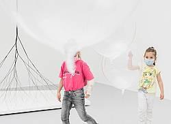 Visite guidate alla mostra Aria di Tomás Saraceno