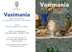 Vasimania, dalle Explicationes di Filippo Buonarroti al Vaso Medici
