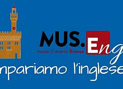 Inglese al Museo, arriva MUS.ENGLISH!