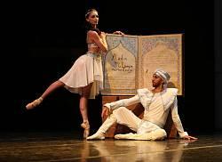 Le mille e una notte, Sherazade con il Balletto di Milano