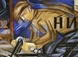 Natalia Goncharova: Una donna e l'Avanguardiatra Gauguin, Matisse e Picasso