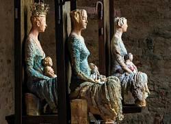 Natus, le sculture di Ugo Riva e la poesia di Davide Rondoni