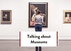 Talking about museums
