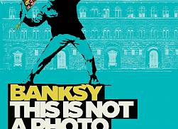 Banksy a Firenze, la mostra: This is not a photo opportunity
