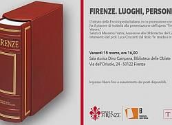 Firenze: Luoghi, persone, visioni