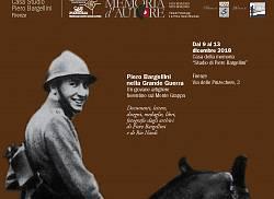Piero Bargellini nella Grande Guerra. Un giovane artigliere fiorentino sul Monte Grappa