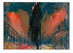Mostra di Helmut Friedel: Colori nelle mani