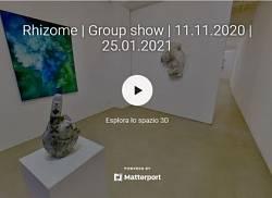 Mostra collettiva Rhizome