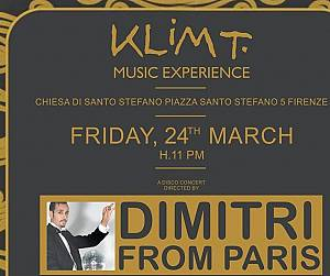 Evento Dimitri from Paris - Chiesa di Santo Stefano al Ponte