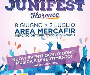 Evento Junifest Florence - Mercafir