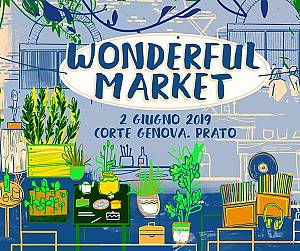 Evento WOM Wonderful Market in Corte Genova - Corte di Via Genova