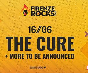 Evento The Cure  - Ippodromo del Visarno