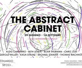 Evento The Abstract Cabinet - Eduardo Secci Contemporary Nuova sede