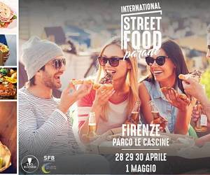 Evento International Street Food Parade  - Parco delle Cascine