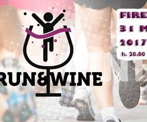 Evento Run & Wine Firenze - La Loggia