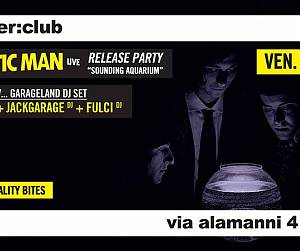 Evento Plastic Man  - Tender Club