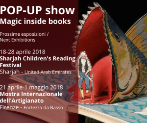 Evento Pop-Up Show: La magia dentro i libri - Fortezza da Basso
