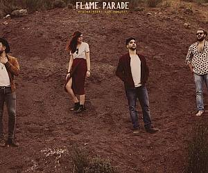 Evento Flame Parade in concerto - Flower