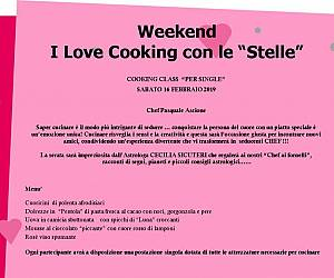 Evento Cooking class per Single - Cescot
