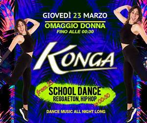 Evento Konga atto XXIII - Full Up
