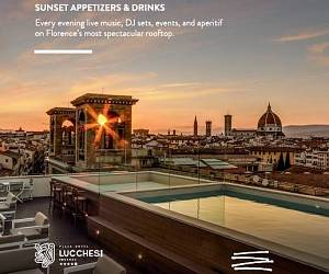 Evento Empireo - Sunset Buffet Experience - Plaza Hotel Lucchesi