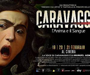 Evento Caravaggio - L'anima e il sangue - Cinema Odeon
