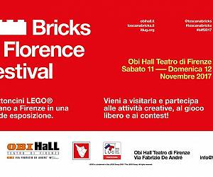 Evento Bricks in Florence - Teatro Obihall