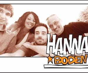 Evento Live Music: Hannah Boden - Hard Rock Cafe