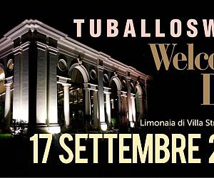 Evento Tuballoswing Welcome Day 2017-2018 - Limonaia di Villa Strozzi
