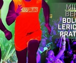 Evento Fluo Run  - Piazza Mercatale