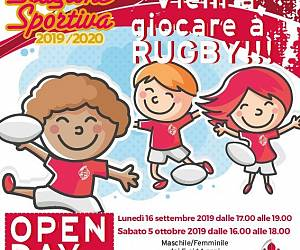 Evento Open Day Rugby - Firenze
