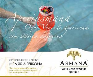 Evento AperiAsmana - Asmana Wellness World